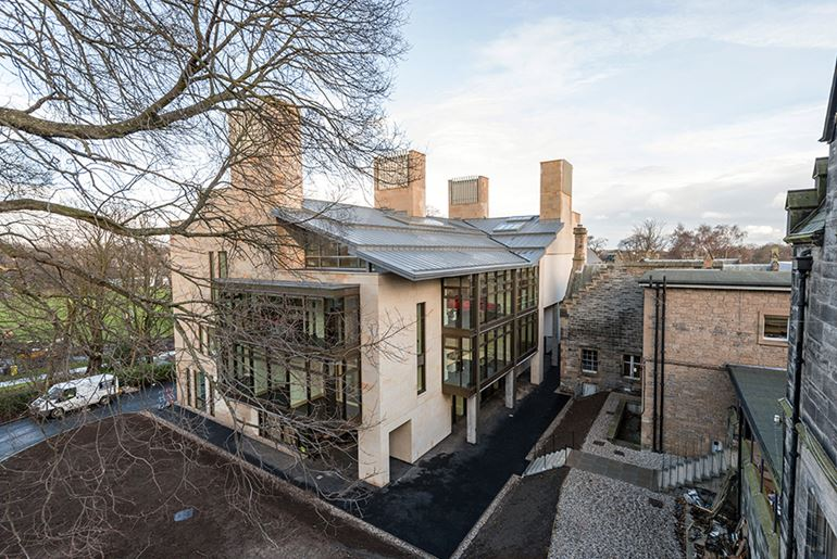 Fettes College Extension