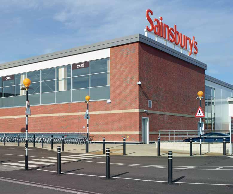 Sainsbury Store Extension, East Kilbride